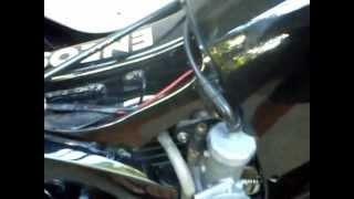 HONDA WAVE 125 / 57MM BORE / NAMBAN RACING PIPE