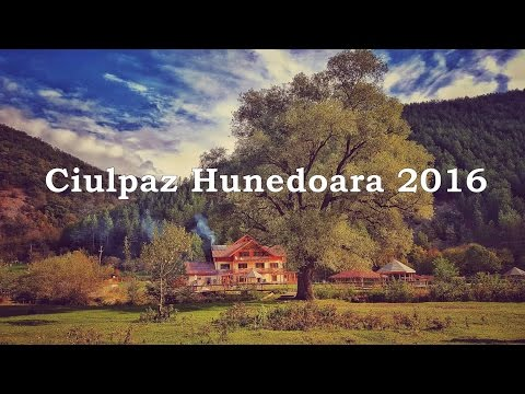 Travel: Team Building Ciulpaz Hunedoara Romania 2016