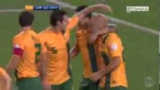 Goals  Mark Bresciano Goal  Australia 1 0 Jordan ) 11 06 2013