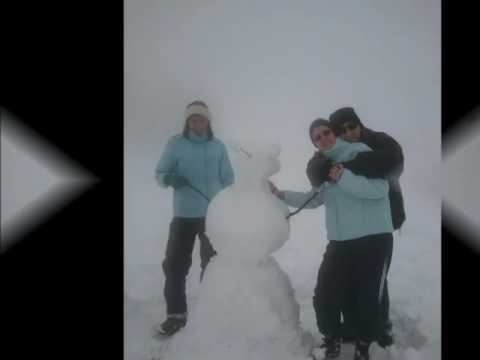 Snow In Israel March 2012