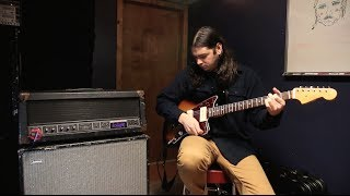 Guitar Talk with Taylor Madison (Superheaven)