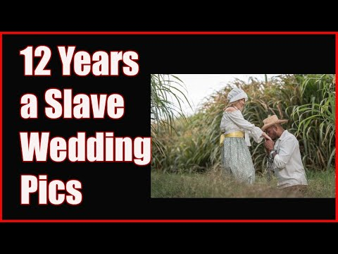 """""""12 Years a Slave"""" Wedding Pictures"""