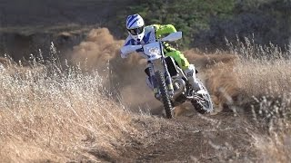 RIDE THE WILD - Husqvarna TE300