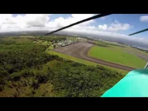 Hilo, Hawaii. Paradise Helicopter Volcanoes & Waterfalls Tour-NO DOORS!!!