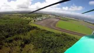 Hilo, Hawaii. Paradise Helicopter Volcanoes & Waterfalls Tour-NO DOORS!!!