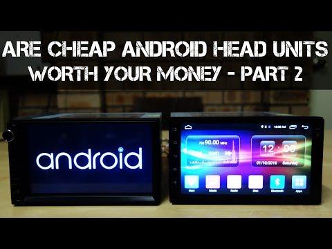 Should I buy a Cheap Android Head Unit? - Part 2 - Octacore vs Quadcore