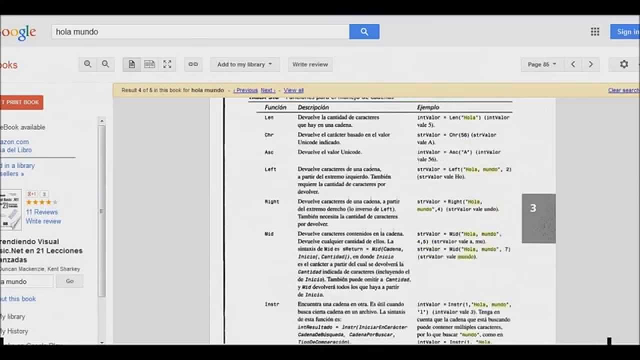 Como descargar libros de Google Books - YouTube