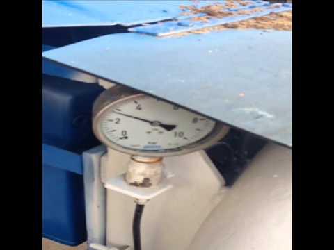 Dry Sand transfer Pump