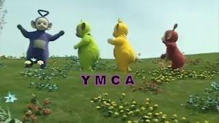 Teletubbies Dancing To YMCA