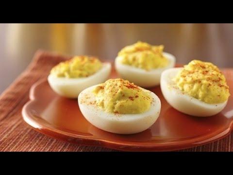 How to Make Deviled Eggs - deviled eggs recipe easiest