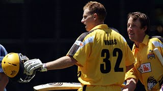 From the Vault: Voges hits the sign on his way to 62-ball ton