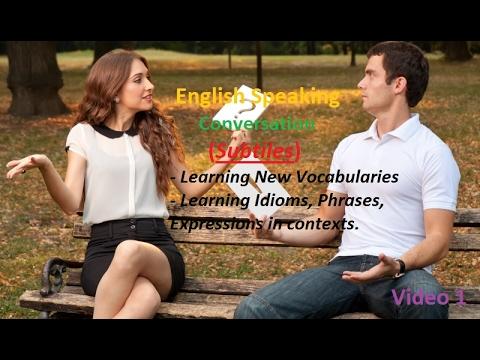 Practise Speaking English via Real Conversation P1