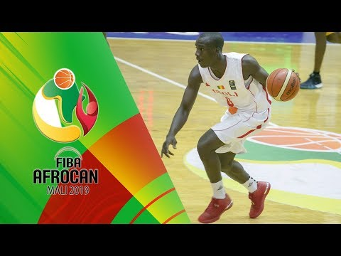 Mali v Chad - Full Game - FIBA AfroCan 2019
