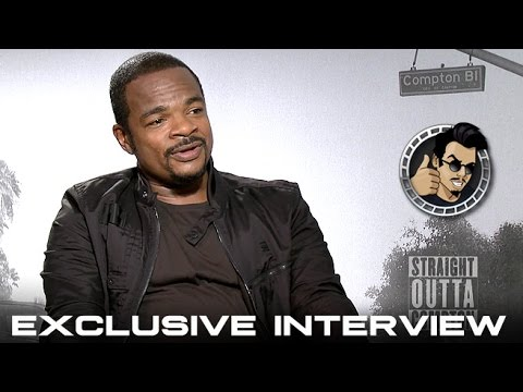 F. Gary Gray Interview - Straight Outta Compton (HD) 2015