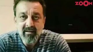 Sanjay Dutt Thanks His Fans For All The Love And Support   Bollywood News