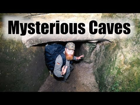 Extremely Mysterious Caves