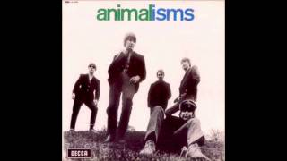 The Animals - Maudie (1966) [Decca]