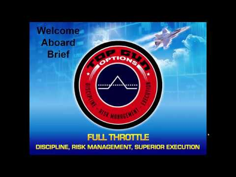 Full Throttle Welcome Aboard Brief