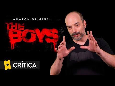 Crítica 'The Boys' (T1)