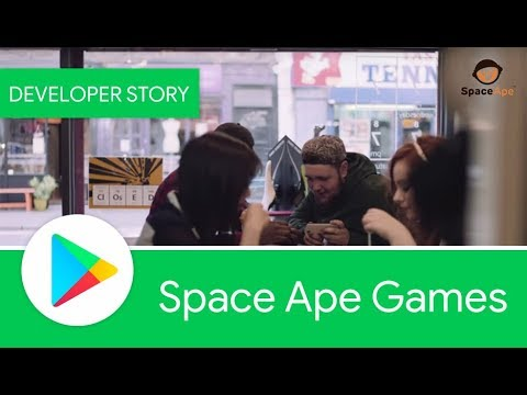 Android Developer Story: Space Ape Games - Growing in Japan