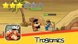 Troglomics, caveman adventures Walkthrough Dangerous Mission Recommend index three stars