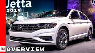 2019 VW Jetta Overview