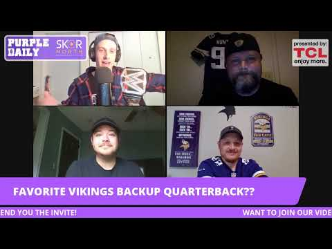 How Minnesota Vikings can trade up to 4th overall – VENT LINE!