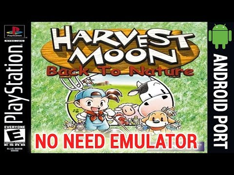 Harvest Moon: Back To Nature Android APK (No Need Emulator)