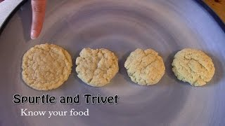 Sugar Cookies with less sugar: Sugar Series episode 2