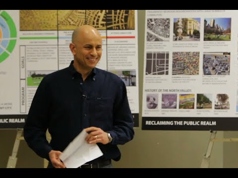 """Reclaiming the Public Realm"" by Daniel Guimera Sr., UCLA Extension Landscape Architecture Thesis"