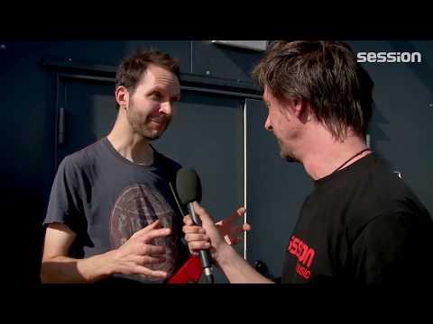 Paul Gilbert Interview beim Ibanez Guitar Festival 2013