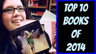 TOP 10 BOOKS OF 2014 Thumbnail