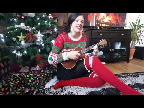 Silver bells ukulele