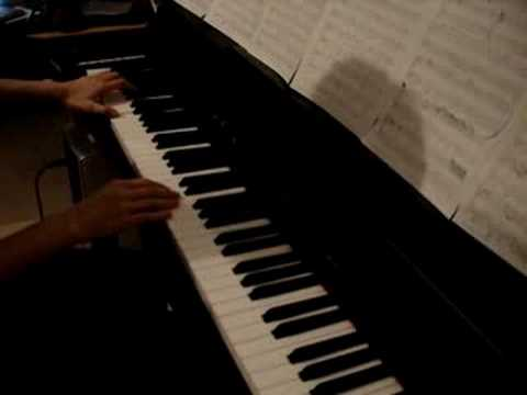 Metallica - Unforgiven III - piano cover