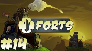 Forts - PART #14 - Strategy Base-Building Combat Game