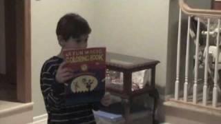 Ben's Thanksgiving Magic Show