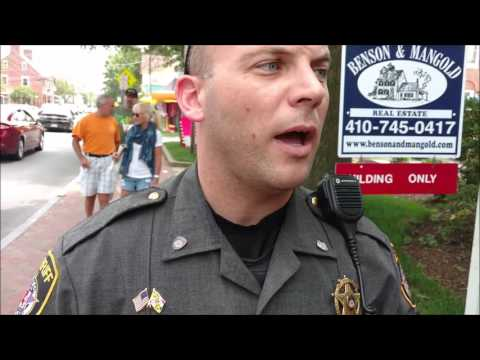 Talbot County Sheriff Falsely accuses Citizen of having Cannabis