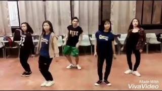 JUMPSHOT BY: DAWIN DANCE COVER