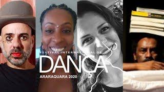 """Encontros: """"Acordar para corpos plurais na dança"""" - FIDA 2020"""