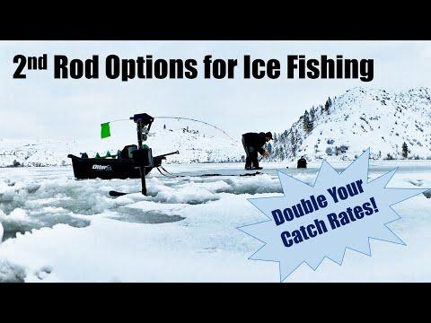 Washington Ice Fishing: 2nd Rod Options (Two-Pole Endorsement)
