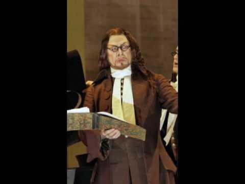 """Samuel Ramey as Don Basilio - EIGHT """"La Calunnia"""" (1974-2008)"""