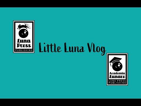 Little Luna Vlog 5-8-21 Gareth L Powell