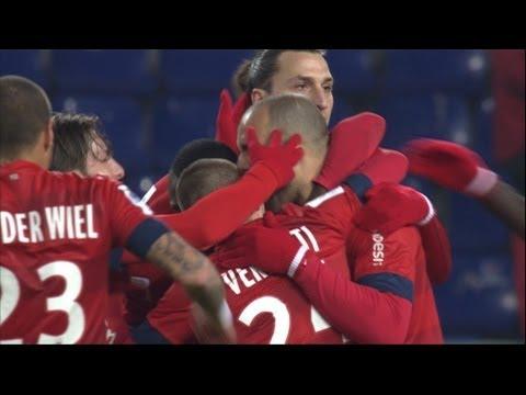 Goal ALEX (29') - FC Sochaux-Montbéliard - Paris Saint-Germain (3-2) / 2012-13