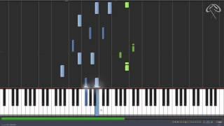 Flo Rida - Good Feeling Piano Tutorial & Midi Download