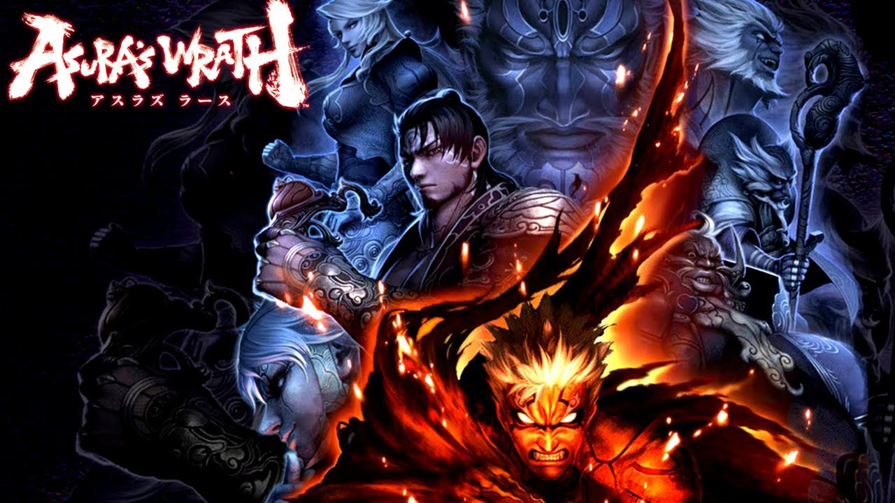 10 Asura's Wrath Alternatives & Similar Games for ...