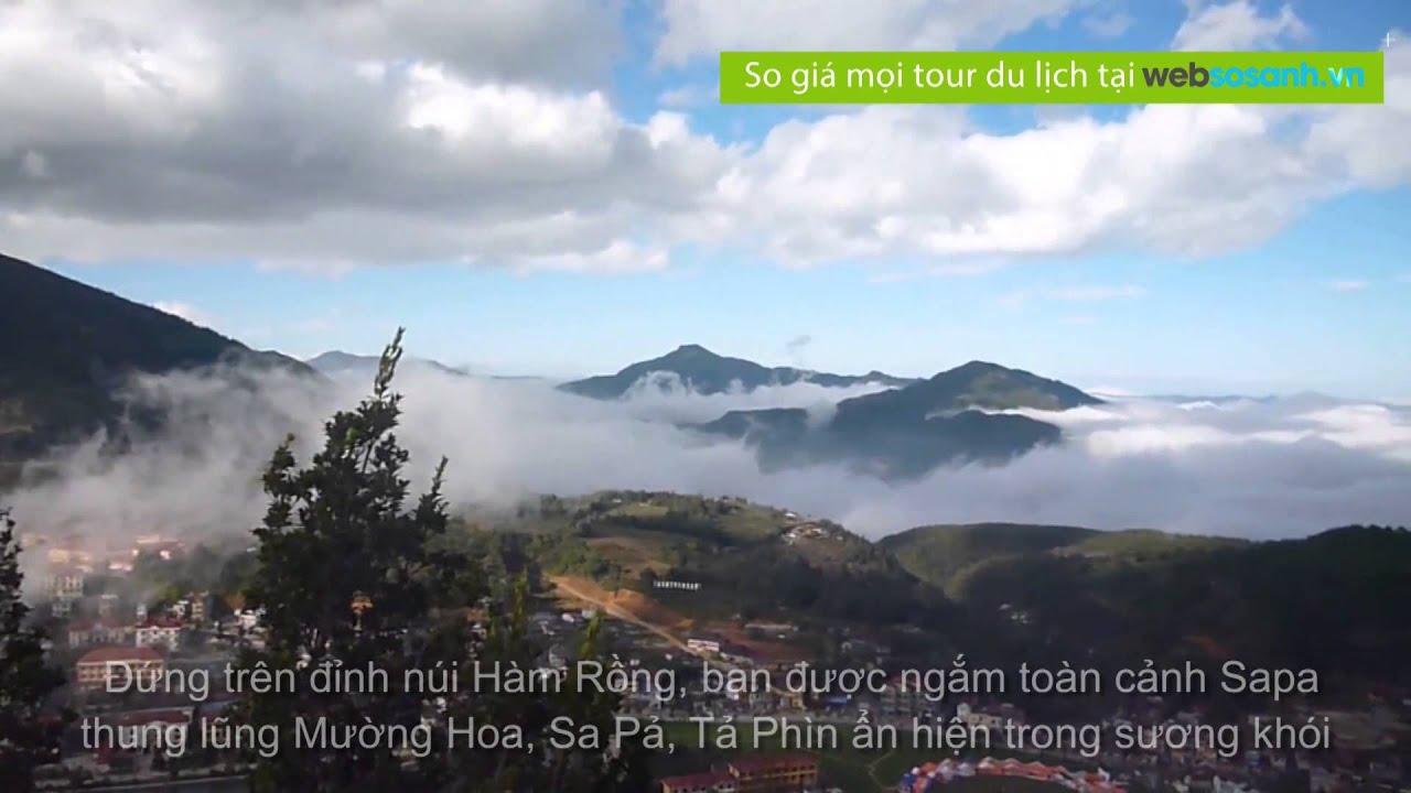 Du lịch Sapa – Thành phố sương mù