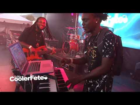 Grand Masters Live at Coolerfete 2017 St Kitts