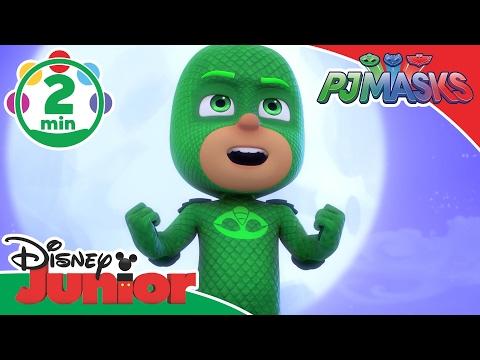 PJ Masks | Mighty Little Gekko | Disney Junior UK