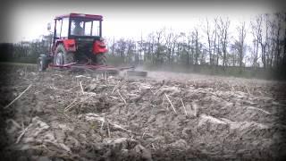 Uprawa & Siew 2015 II 2x Zetor & Ursus II Podlascy Rolnicy