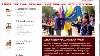 Edit kv school admission | edit kv online application